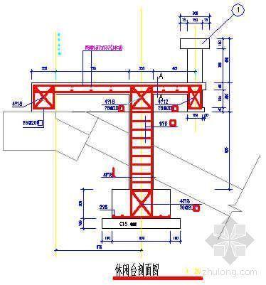 防洪堤工程施工图
