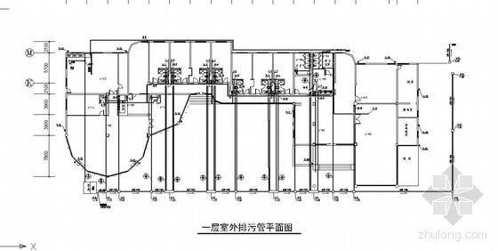 某小区多层住宅给排水施工图