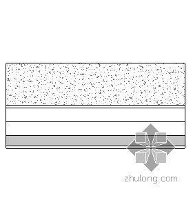 非石棉纤维增强水泥中密度板吊顶(T型轻钢龙骨)
