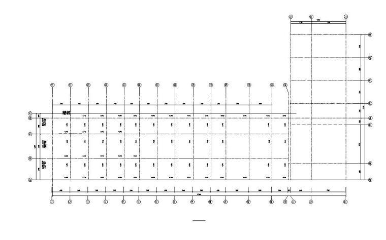 某六层酒店框架结构全套图纸及计算书