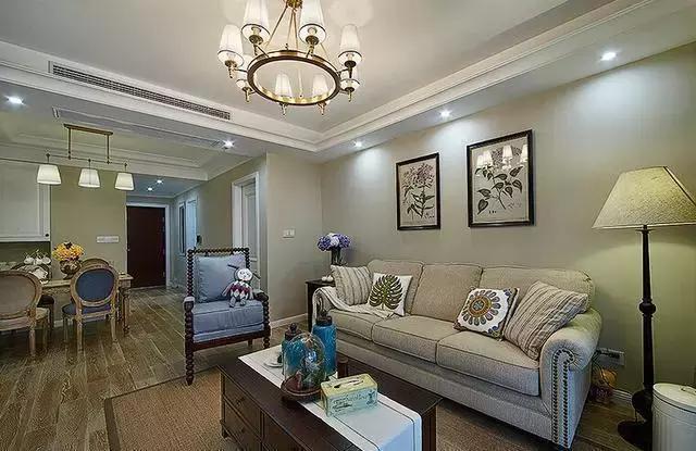 89平三室一厅  极简风格秒杀高档装修
