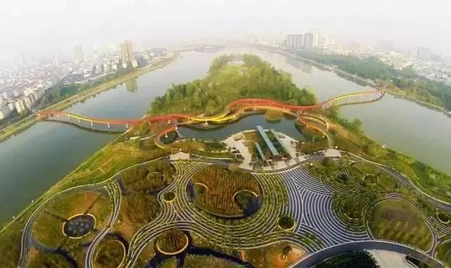 """从""""海绵城市""""到""""蔓藤城市"""",景观设计要修复国土,造秀美山川_9"""