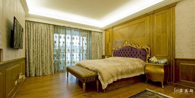 广州菲莫斯软装:欧式风格家居的家具布置