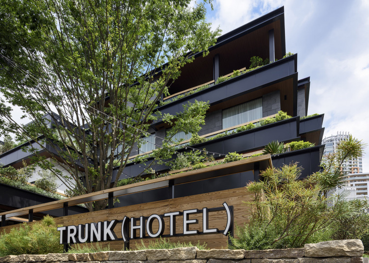 Trunk酒店(日本)