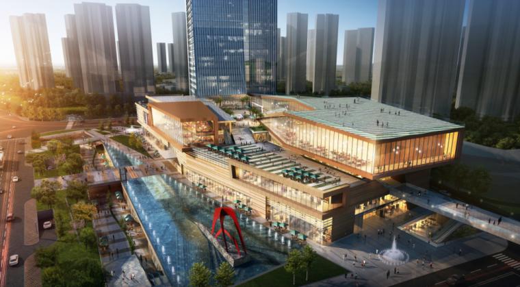 [湖南]国际总部中心二期商业综合体项目方案设计(含酒店、公寓)_6