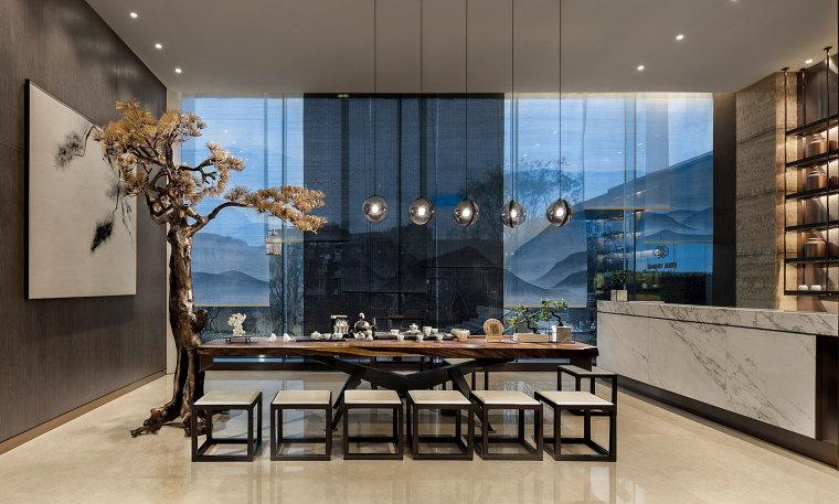广州岭南风格的融御售楼中心-12