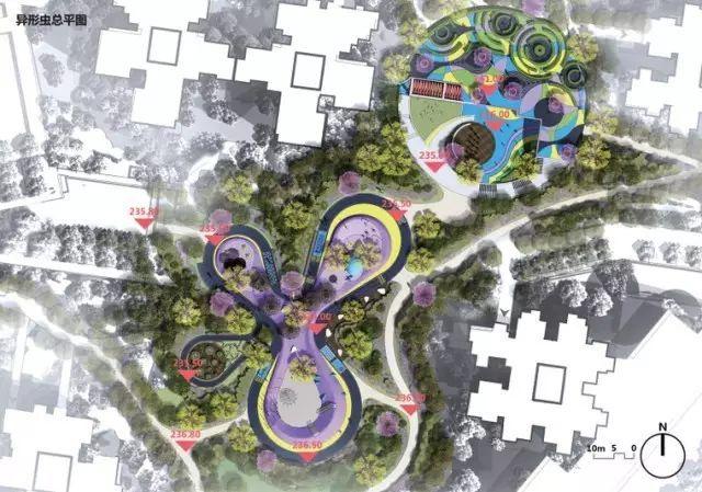景观设计之儿童活动区的深度解读