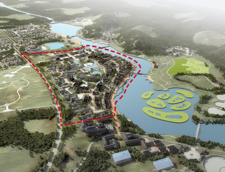 汝瓷小镇规划设计方案