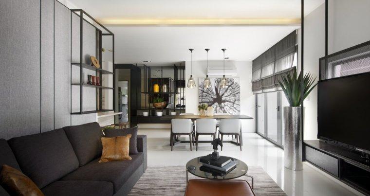 [住宅]吉隆坡现代品质住宅设计效果图