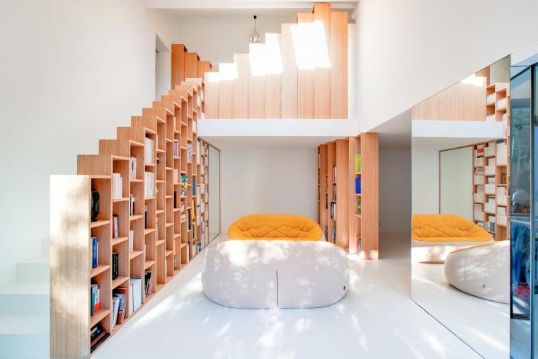 法国书架住宅