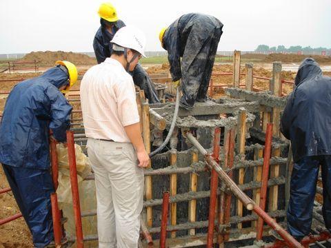 基础及主体结构验收前,监理准备工作