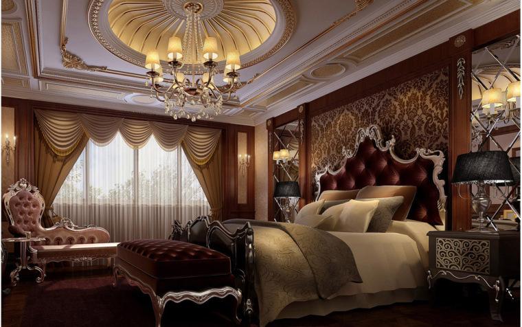 家庭装修古典欧式装潢使用要有度
