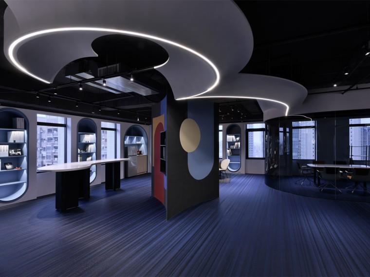 台湾波龙艺术台中办公室