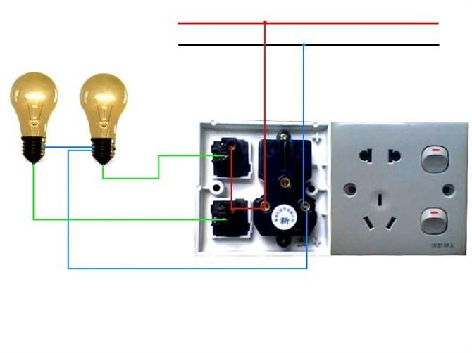 弱电图例符号大全+100种电路接线图(收藏