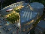 [上海]2010世博会美国馆建筑设计(含CAD)