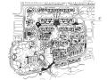 [广东]山水人家景观施工图设计(包含210个CAD+现场照片)