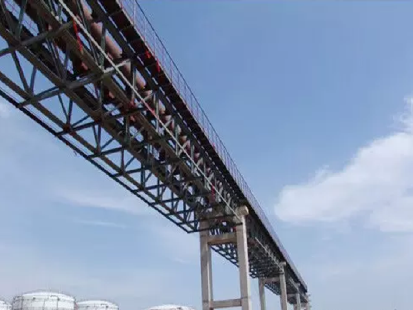 架空钢结构管廊安装施工方法及质量标准