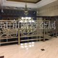 专业定制铜艺浮雕楼梯护栏生活中的艺术品