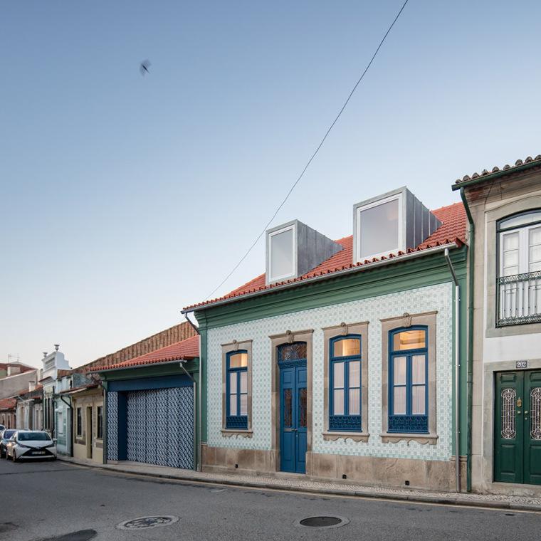 葡萄牙奥瓦尔住宅-27