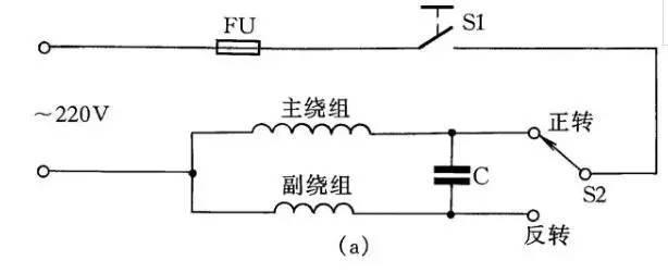 12种常用的电气设备接线图_13