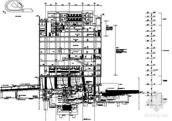 [香港]某少年活动中心建筑施工图-2