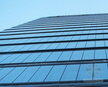 [江苏]玻璃幕墙工程施工质量监理细则