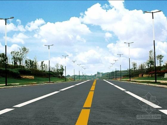 [四川]新建主干道路工程施工组织设计(雨污水管 路基强夯工程 )