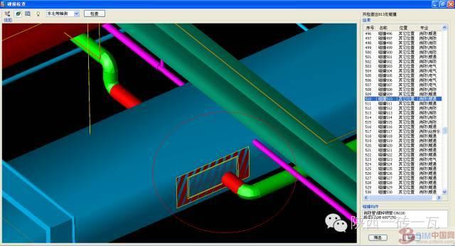 BIM综合管线技术解析
