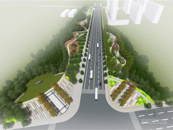 [河南]高速公路景观概念设计方案(原创作品推荐)