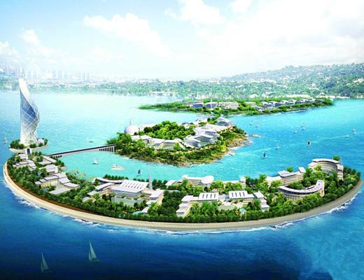 山东将建15个百亿旅游大项目,万达投资1800亿!