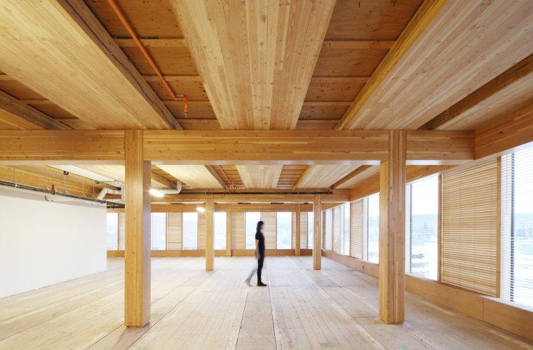 加拿大木制创新设计中心_6