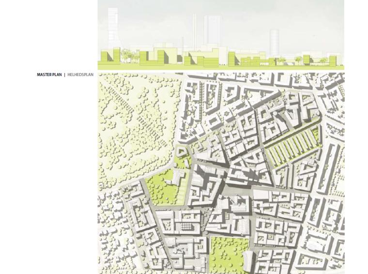 国外前沿建筑设计事务所竞标方案2组-Carlsberg'scultural