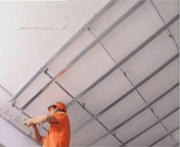 最齐全吊顶、扇灰工艺分析讲解和施工注意事项,要装修的请收藏!