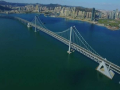 大连星海湾跨海大桥水上施工环保方案和控制措施