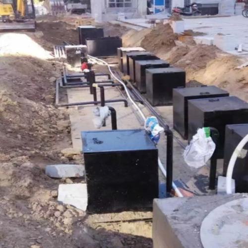 [河南]华能罗源电厂生活污水处理装置施工方案
