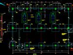 转炉煤气加压站设计图