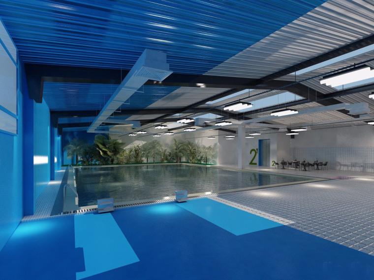 铁岭健身游泳馆