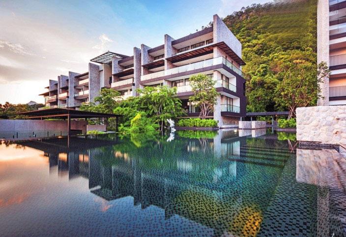 泰国考艾Botanica度假村