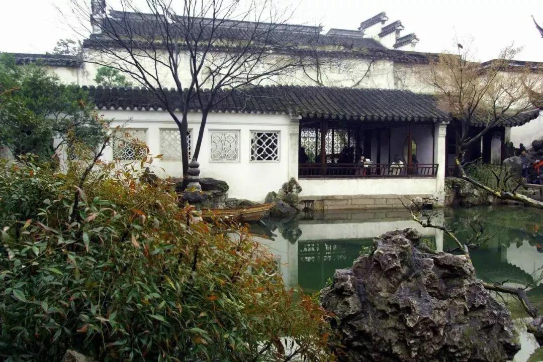 中国建筑四大类别:民居、庙宇、府邸、园林_38