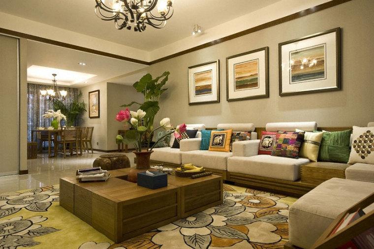 东南亚风格如何打造?最新东南亚风格装修案例