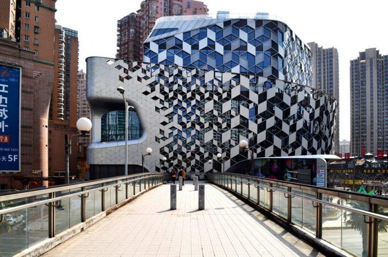 [建筑案例]上海 189 弄购物中心