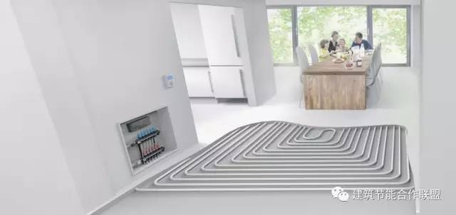 那些有利于室内居住舒适保障的节能技术——低温热水地板采暖技术