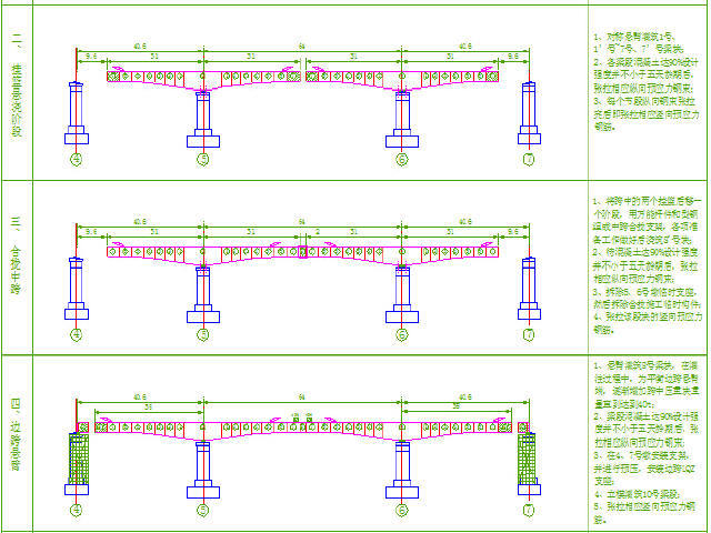 C55混凝土特大桥连续箱梁三角形挂篮悬臂浇筑施工方案72页