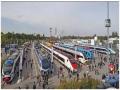 最高时速500公里,中车唐山公司可变编组动车组在德国柏林火了!