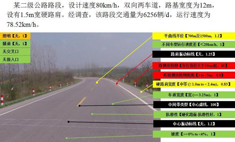 《公路安全生命防护工程实施技术指南》宣贯PPT(风险评估方法)