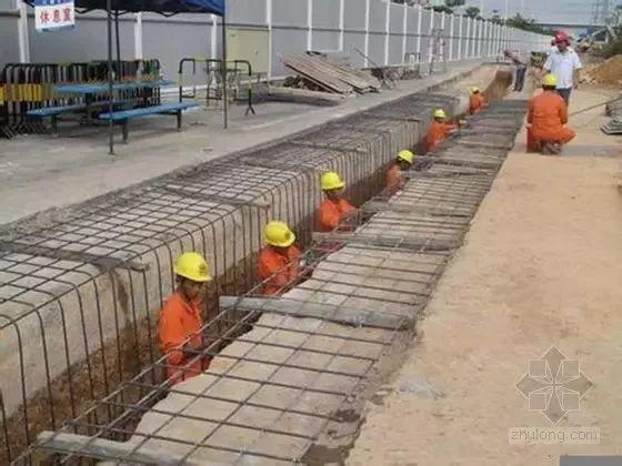 地下连续墙施工动画和施工质量通病,超详细教学!