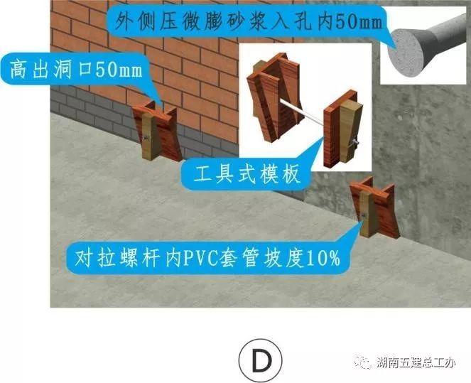 构造柱、楼板施工洞、外墙孔洞修补施工工艺_24