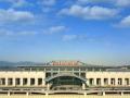 [鲁班奖]框架结构钢结构火车站站房质量创优技术汇报(图文丰富)