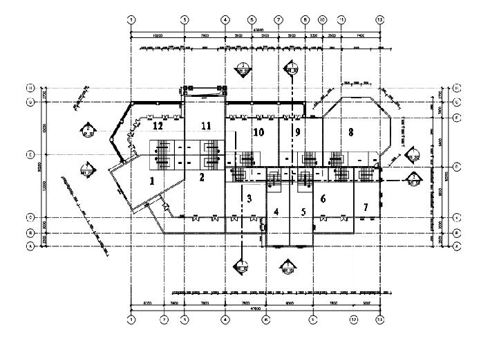 [云南]安宁温泉国际会议商业扩充设计方案文本(PDF)-二层平面图