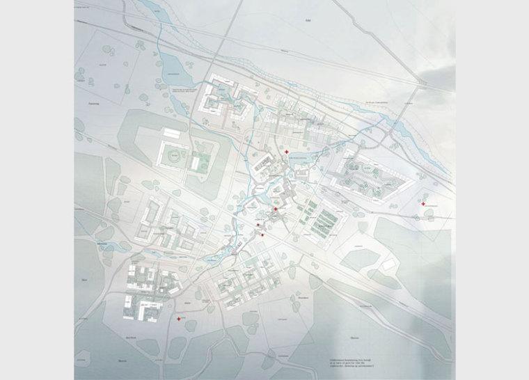 奥尔堡的郊区城市更新_17